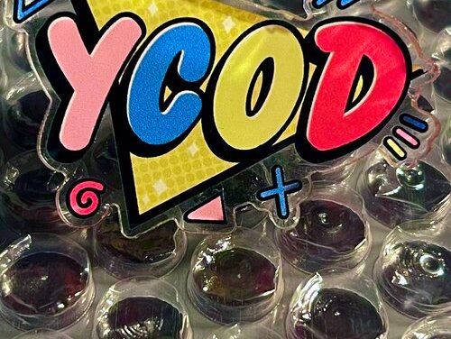 Free Pin From YCOD