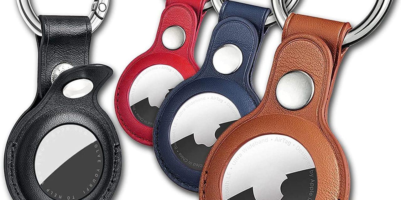 Free Apple Air Tag Key Ring Holder Or Strap
