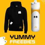 Free McDonald's Hoodie