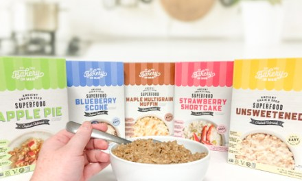 Free Instant Superfood Oatmeal