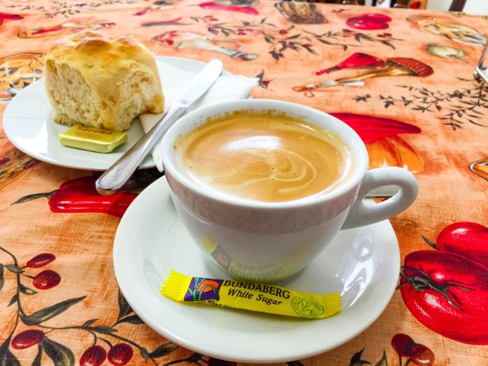 Coffee and scone road trip to Bendigo