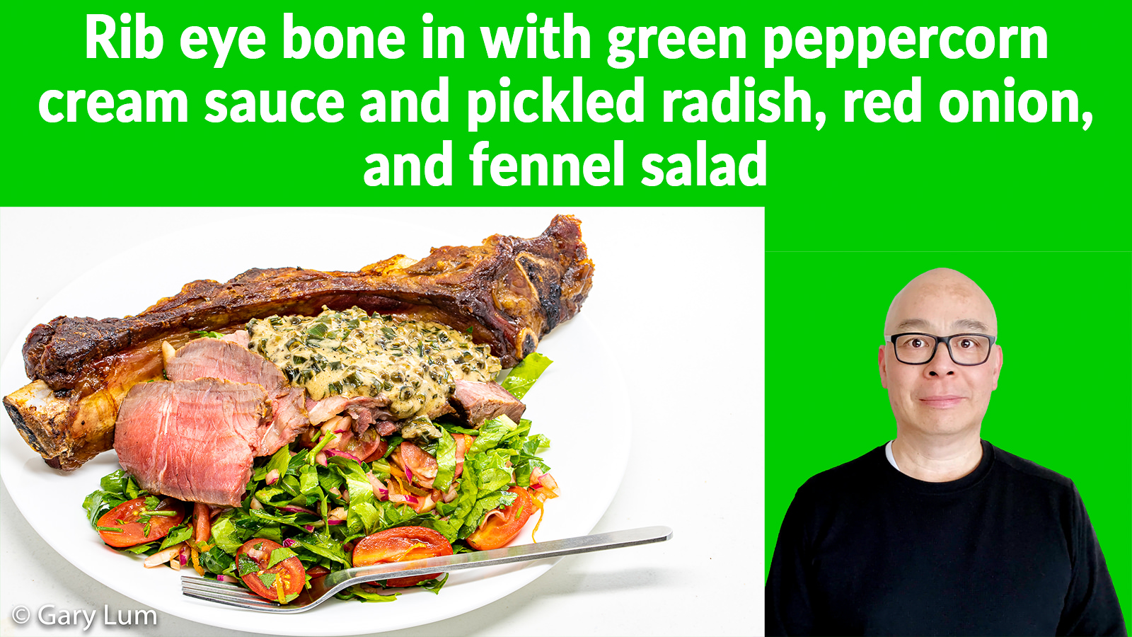 Does the size of the bone make any difference to the flavour of your meat?
