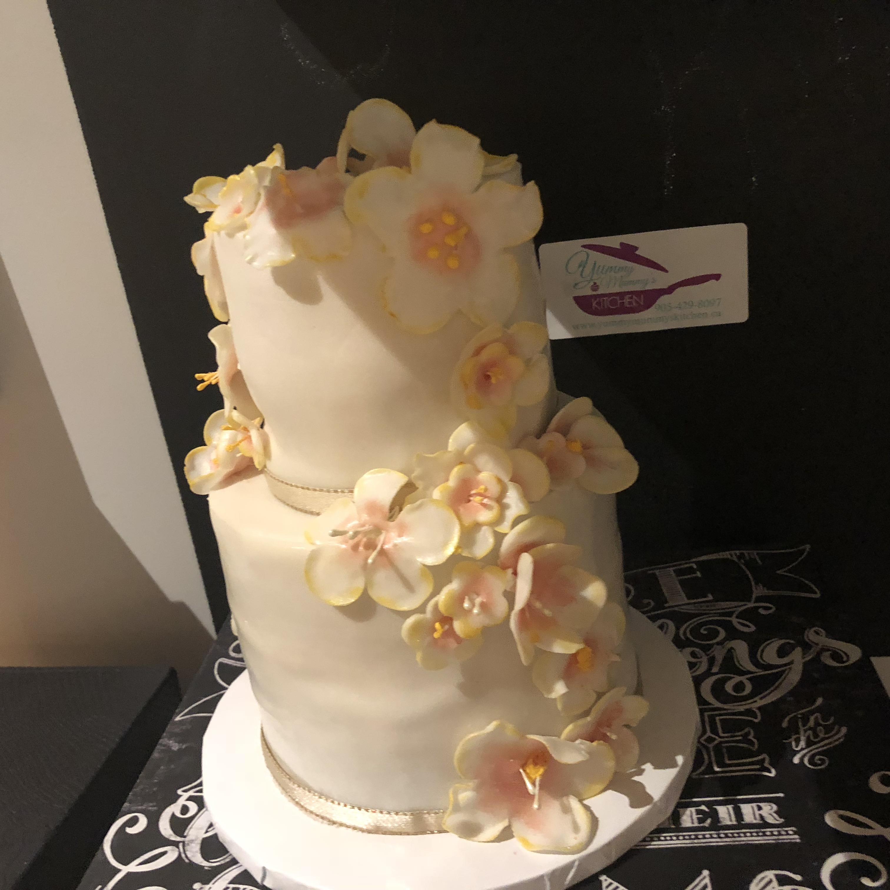 apple bloosom cake