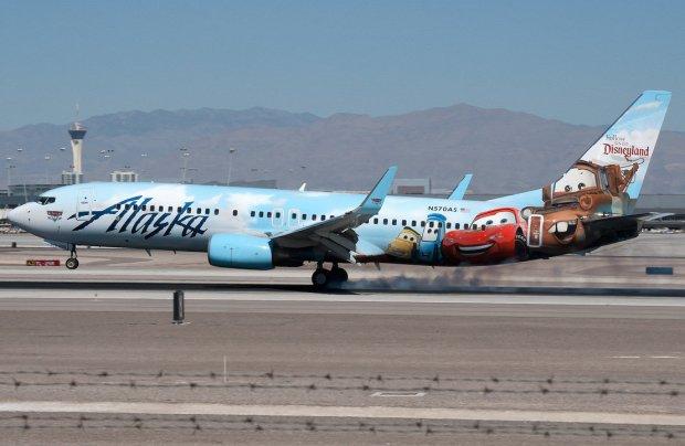 alaska_airlines__latest_disney_plane_n570as_by_vkdogg009-d7awari