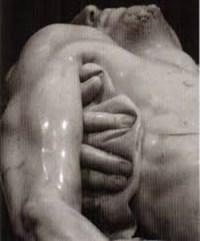 Mary's Hand