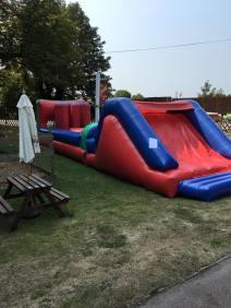 Inflatable slide 2