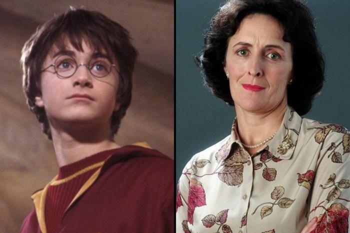 《哈利波特》看完這些才明白,這麼多年都誤會佩妮姨媽了- 我們用電影寫日記