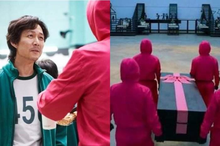 《魷魚游戲》為何要用「放大版禮物盒」裝屍體?背後有什麼含義? – 我們用電影寫日記