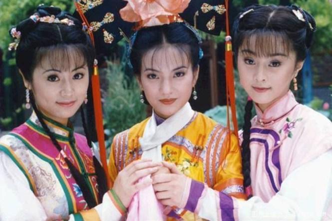 「《還珠格格》20年後三大女主們近況!」誰能全身而退呢? – 我們用電影寫日記