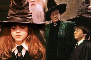 《哈利波特》為何鄧不利多要下咒語保護分類帽?連學霸妙麗也「無法看透」分類帽隱藏的秘密! – 我們用電影寫日記