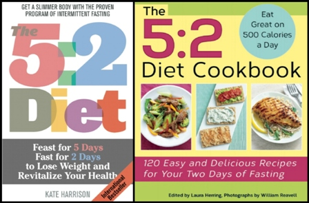 5-2 Diet_5-2 Diet Cookbook