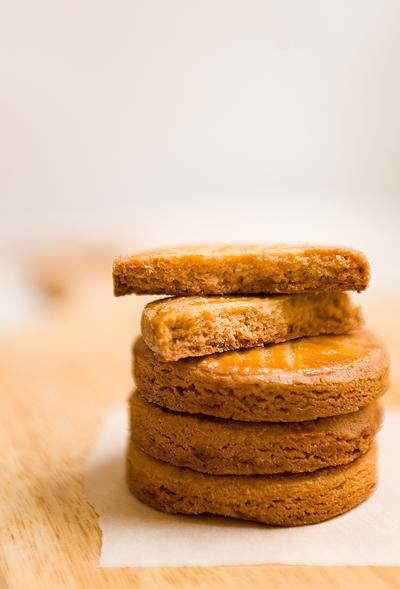 Sable Breton Crumbs