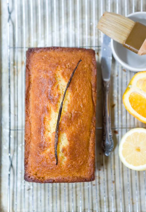 Lemon Orange Teacake