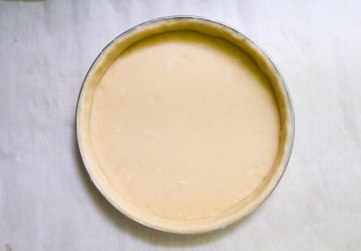 Mango Raspberry Yogurt Tart