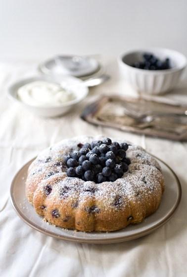 Concord Grape Cake