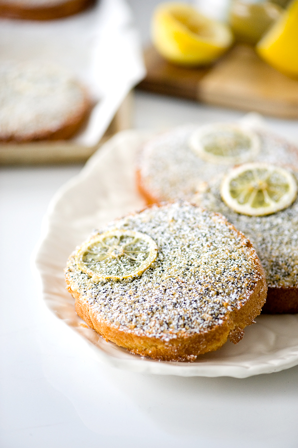 Lemon Poppy Seed Bostock