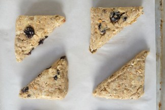 Toasted Whole Grain Scones