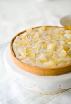 Citrus Earl Grey Tart