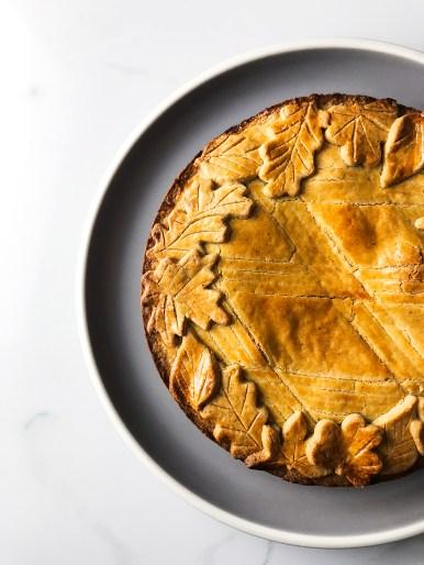 Pumpkin Gâteau Basque