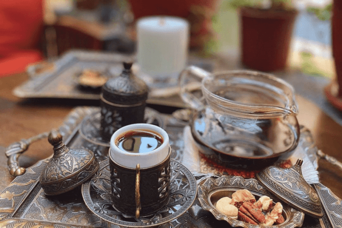 台北咖啡廳推薦「登陸土星土耳其咖啡」永康街必吃土耳其甜點~熱沙萃煮咖啡超經典!