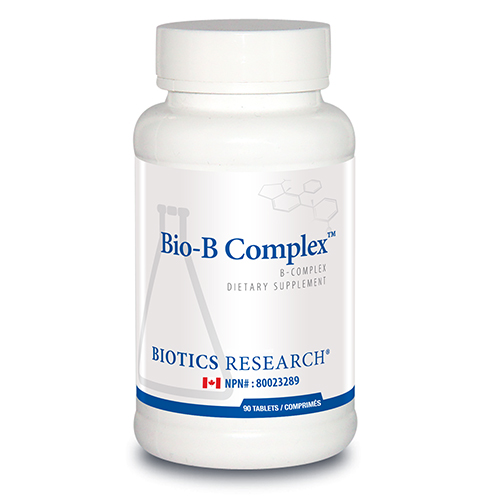 Yum Naturals Emporium - Bringing the Wisdom of Nature to Life - Biotics Bio-B Complex
