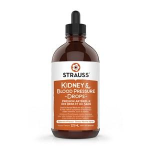YumNaturals Emporium - Bringing the Wisdom of Nature to Life - Strauss Kidney Blood Pressure Drops