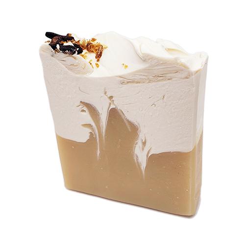 YumNaturals Emporium - Bringing the Wisdom of Mother Nature to Life - Orange Clove Artisan Soap 2