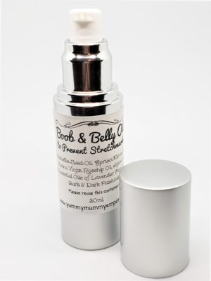 YumNaturals Emporium - Bringing the Wisdom of Nature to Life - Boob and Belly Oil