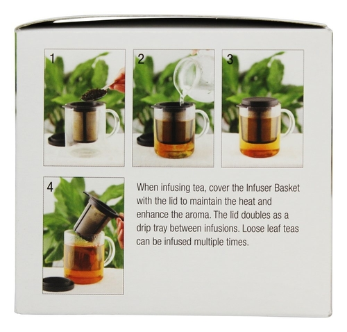 YumNaturals Emporium - Bringing the Wisdom of Nature to Life - Rishi Loose Tea Infuser Basket 1