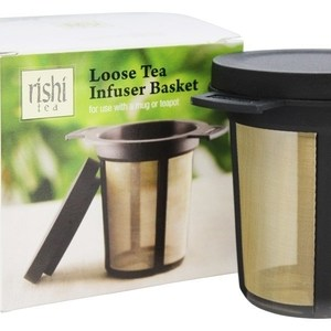 YumNaturals Emporium - Bringing the Wisdom of Nature to Life - Rishi Loose Tea Infuser Basket 2