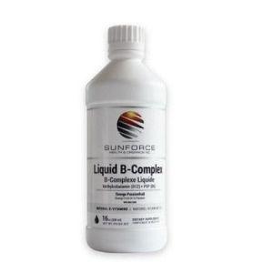 YumNaturals Emporium - Bringing the Wisdom of Mother Nature to Life - Sunforce Liquid B Complex