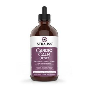 YumNaturals Emporium - Bringing the Wisdom of Nature to Life - Strauss CardioCalm Drops
