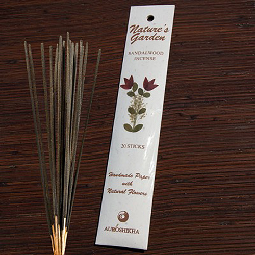YumNaturals Emporium - Bringing the Wisdom of Nature to Life - Nature's Expression Incense Sandalwood