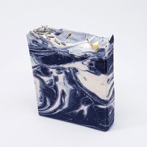 YumNaturals Emporium - Bringing the Wisdom of Nature to Life - Lavender Indigo Swirl Large