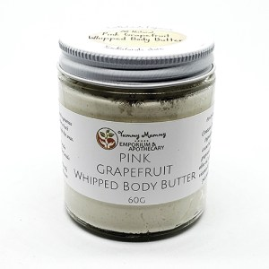 Yum Naturals Emporium - Bringing the Wisdom of Nature to Life - Pink Grapefruit Body Butter