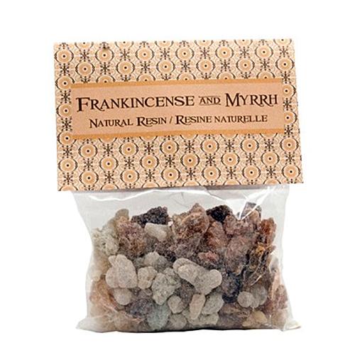 YumNaturals Emporium - Bringing the Wisdom of Nature to Life - Nature's Expression Incense Resin Frankincense And Myrrh