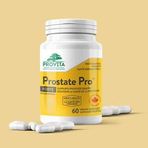 YumNaturals Emporium - Bringing the Wisdom of Mother Nature to Life - Provita Prostate Pro