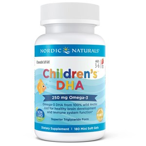 Yum Naturals Emporium - Bringing the Wisdom of Nature to Life - Nordic Naturals Children's DHA Gels