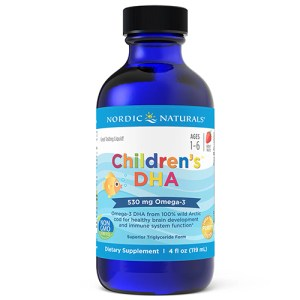 Yum Naturals Emporium - Bringing the Wisdom of Nature to Life - Nordic Naturals Children's DHA 4oz 1