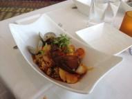 Spanish Seafood Pilaf