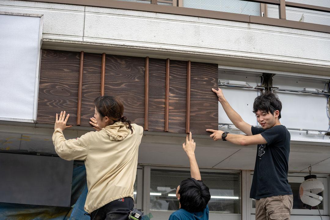 京都造形芸術大学、立命館大学の学生たちが大活躍