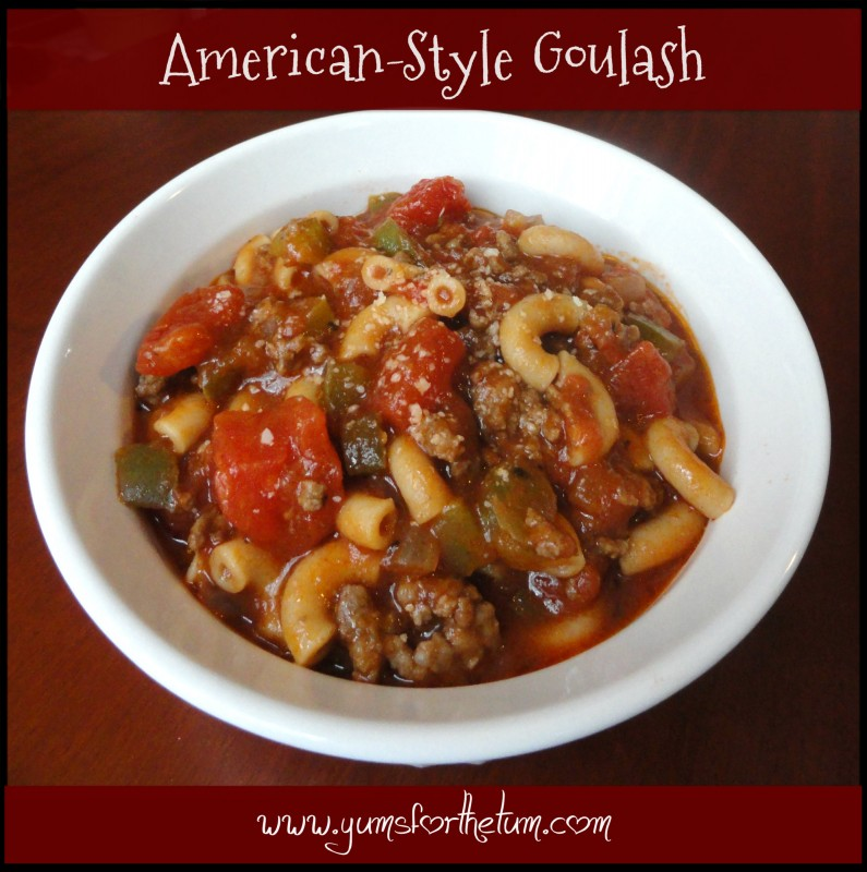 American-Style Goulash