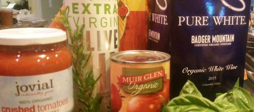 Luscious Gluten Free Lasagna