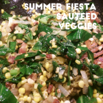 Spicy Sautéed Summer Fiesta