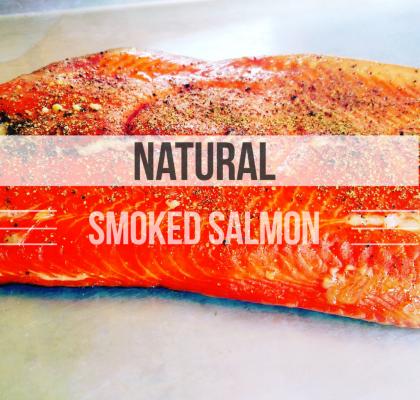 Natural Smoked Salmon