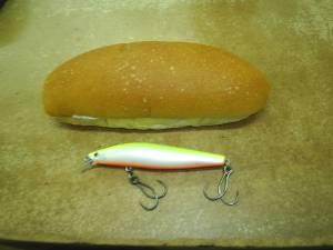 パンとミノー 1