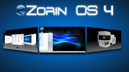 Zorin OS 4 ......