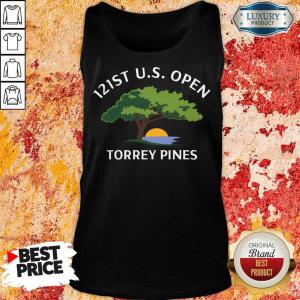 Appalled 121st US Open Torrey Pines Tank Top