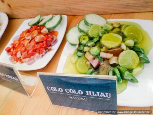 Colo-colo Hijau dari Maluku