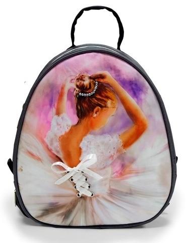 Рюкзак для гимнастики разных размеров - Сиренево-зеленый-чёрный, L